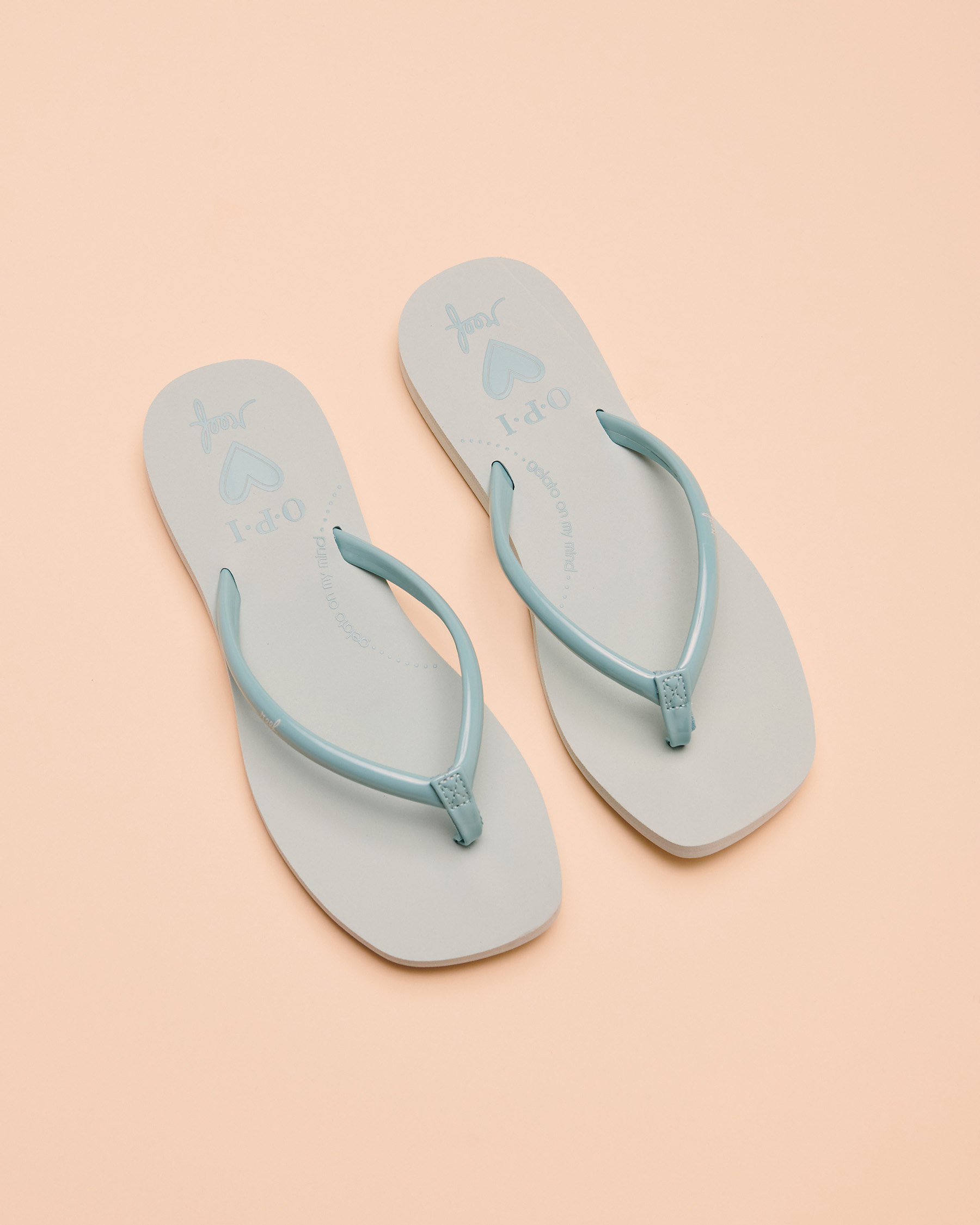 REEF SEAS X OPI Sandals Baby blue CI4873 - View4