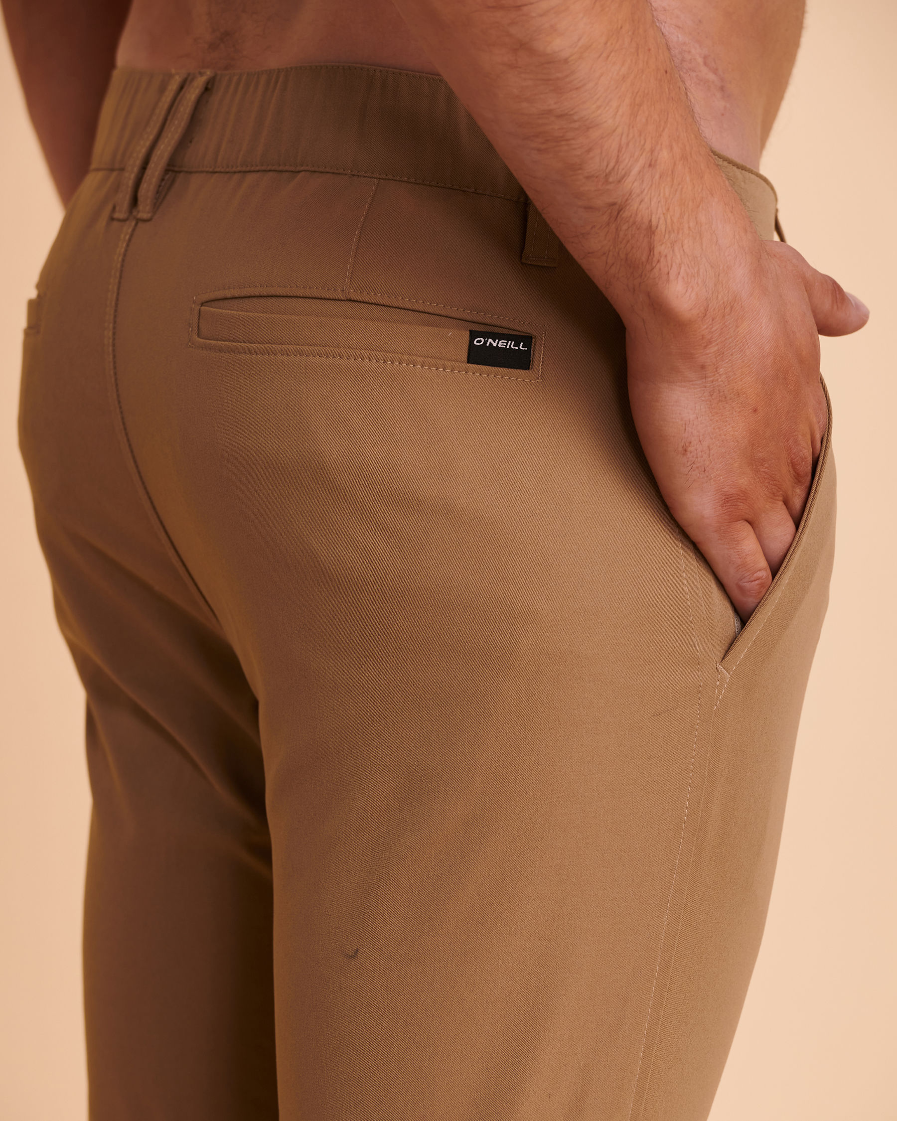 O'NEILL DONNIE Hybrid Pants Camel SP1109101C - View3