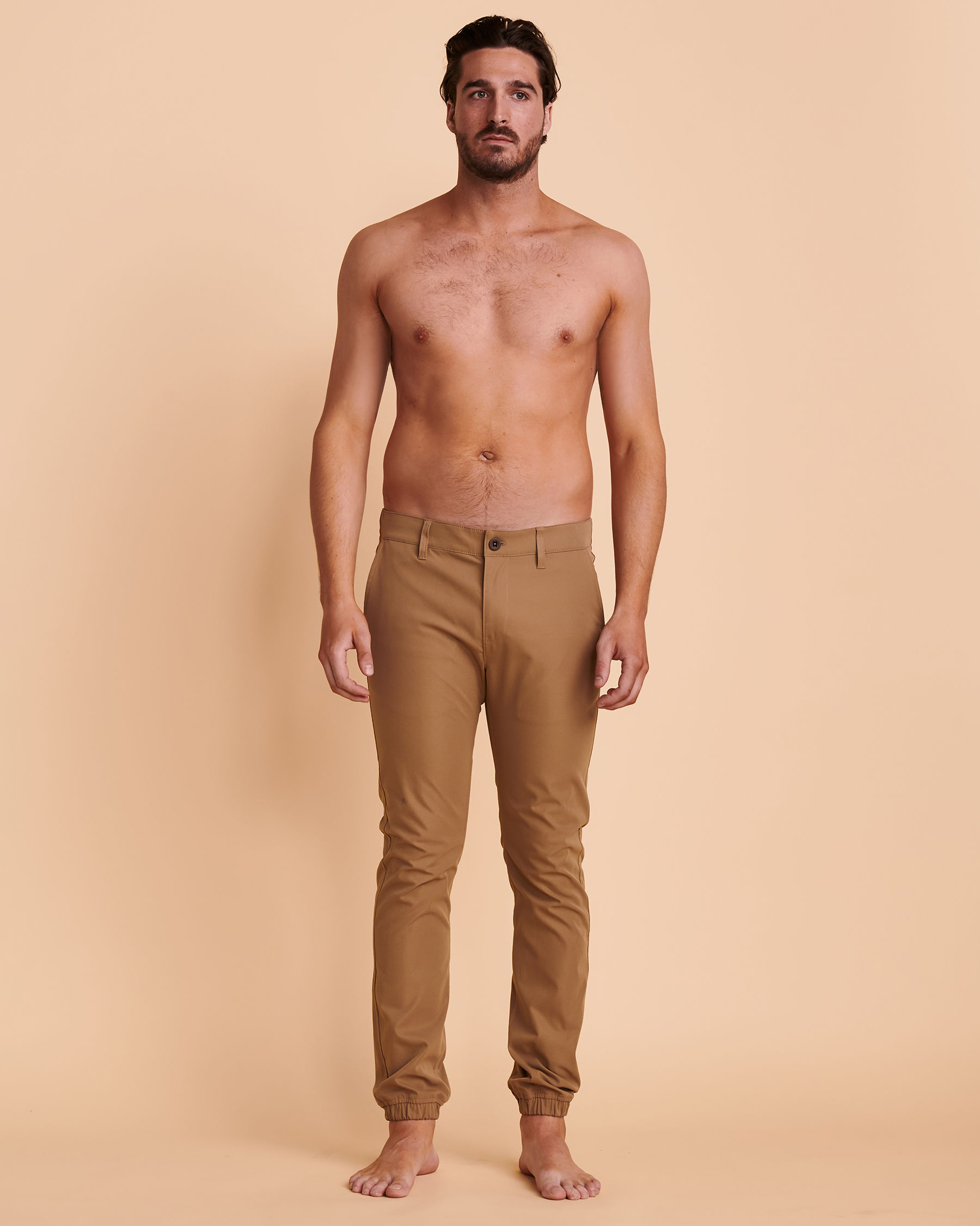 O'NEILL DONNIE Hybrid Pants Camel SP1109101C - View4