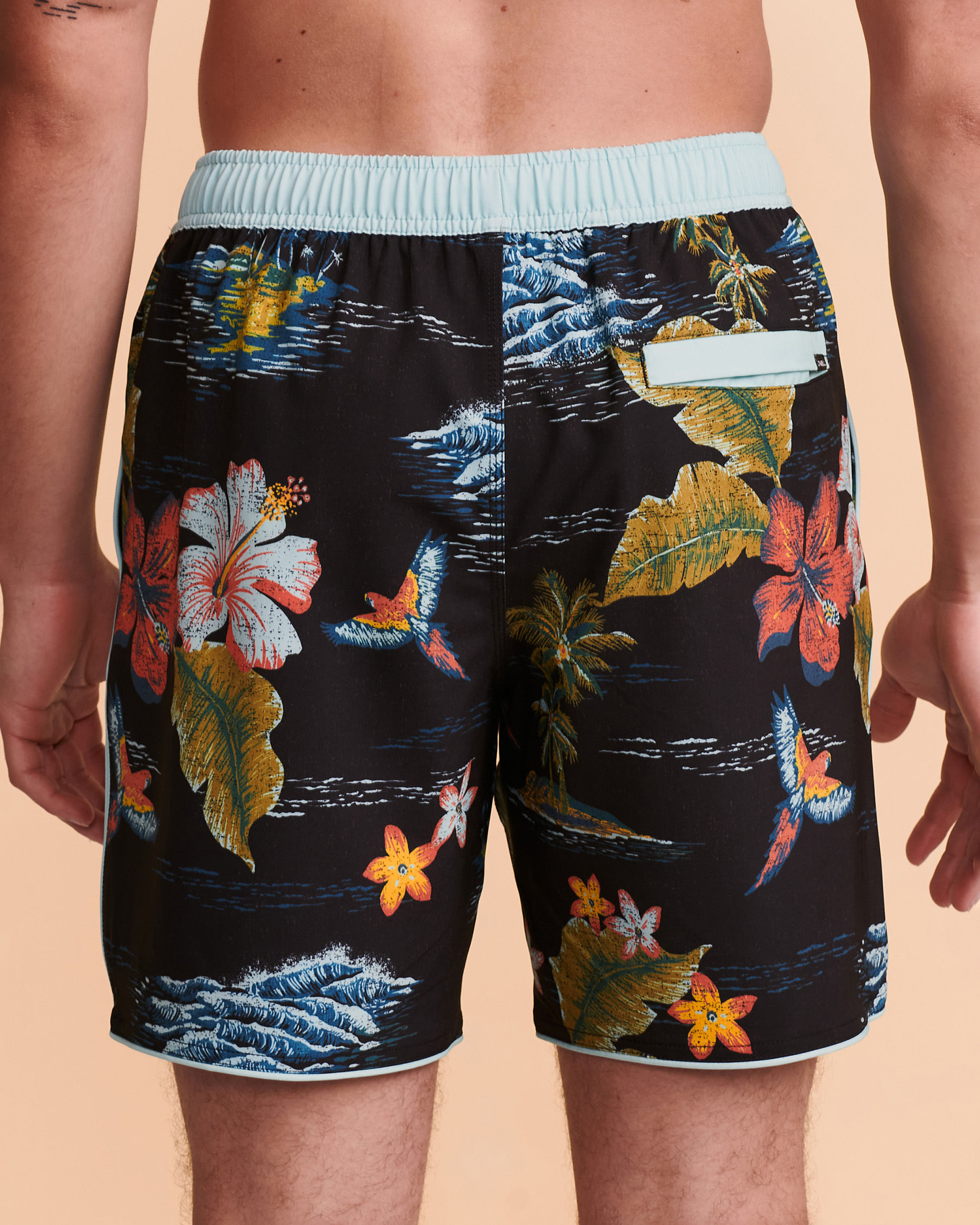 O'NEILL EXCHANGE Volley Swimsuit Tropical print SP1106018 - View3