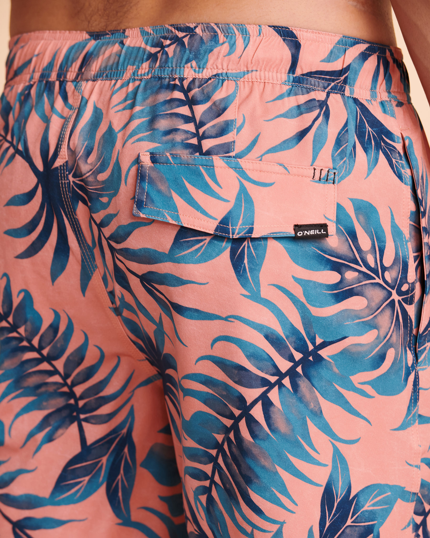 O'NEILL SHOOTS Volley Swimsuit Pink Print HO0105005C - View2